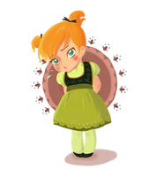 Little Anna by MadEye01