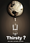 Save Water by KarimFakhoury