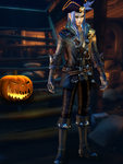 Saix Pirate - Halloween [XPS] by LexaKiness