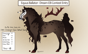 Dream EB Entry by Cougar28