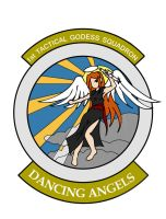 1st Tactical Godess Squadron Emblem Concept by Skunk-Works