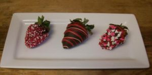 Chocolate Covered Strawberries by Er-ca