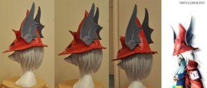 Dragoon hat by PunVisual