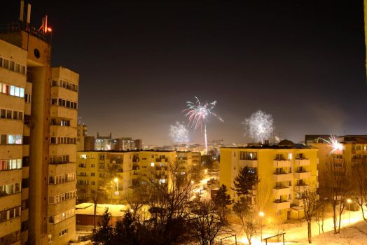 2016-2017 fireworks 1 by COmarius