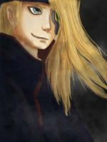 Deidara by Fenden
