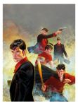 Dylan Dog Color Fest #10 by davidedecubellis