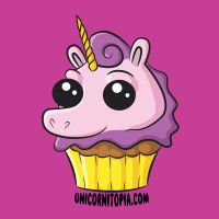 Cupcake-a-corn by Sn00glez