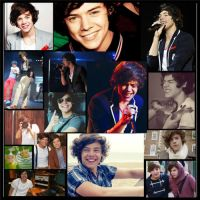 Harry Styles by CelticThunder113