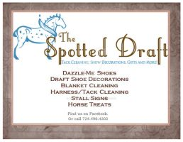 The Spotted Draft by Rising-High-Ranch