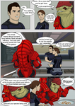 Mass Effect: Hide And Seek P2.2 by EightyEightDoodles
