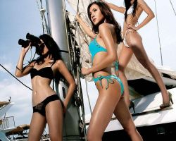 Cosmo Cover Girl Boat Ride by cosmocovergirlmodels