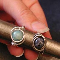 Wire Wrap Ring by ChinookDesigns
