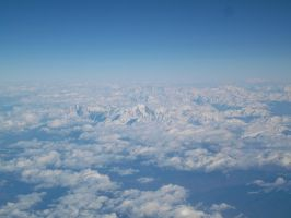 Dolomites From The Air by BretWalda1X