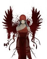 Elektra Blood Wings by Protokitty