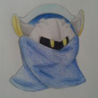 Sir Meta Knight All The Way by SuperColdSoda