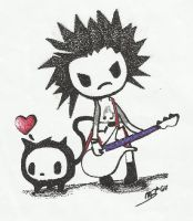 Tokidoki rocker by moonstone8959