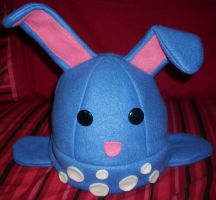 Azumarill Hat by PyrgusMalvae