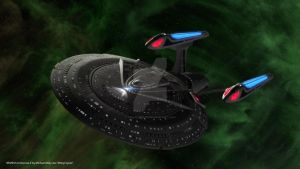 Alone and Helpless by trekmodeler
