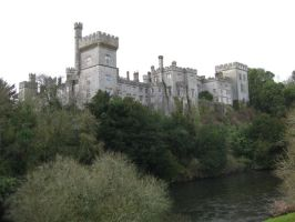 Lismore Castle by Ness8Bit