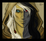Vivec by DameAmpersand