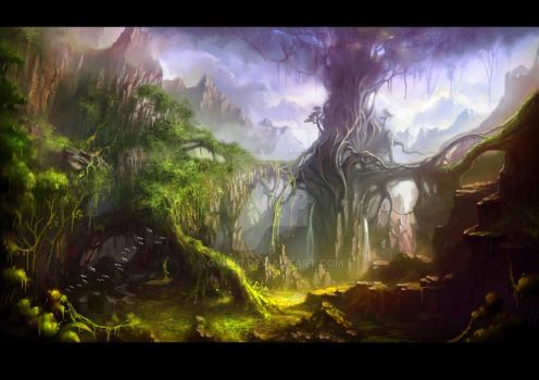 Tree of the life by gypcg