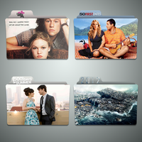 0-9 Movie Folder Icon Pack by Kliesen