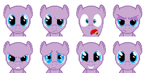 MLP RPG faces base Update 1.3.5 by Banditmax201