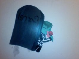 tnbc wall: barrel :colored: by OreoMilu