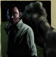 """Ben + Smokey of """"LOST"""" by PlanetKojo"""