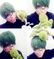 Midorima Cute by kai-cross