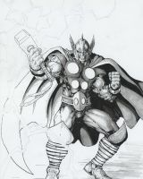 Thor by -vassago-