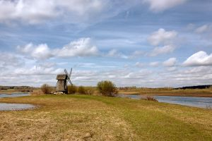 Old Mill by khmaria