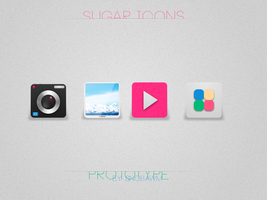 Sugar Icon Theme by SNOBAwM