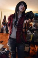 Marceline Cosplay WIP3 by ChibiKitsune1014