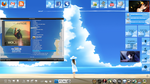 My desktop august by fazie69