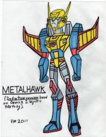 Animated METALHAWK (Definitive version). by VectorMagnus2011