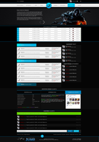 Layout Counter-Strike Forum - FOR SALE! by KarolProject