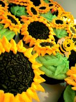 Oreo sunflowers by HokusPickk