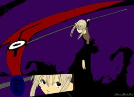 Soul Eater - Hunting Demons by TiTaniaBlackPride