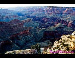 Grand Canyon by ziggyart