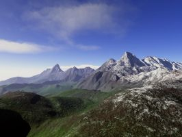 Eagle Mountains by stotty