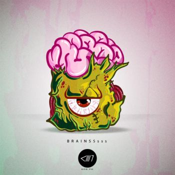 B is for Brains by iKenDesign
