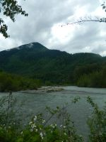 Chilliwack River by Mathayis