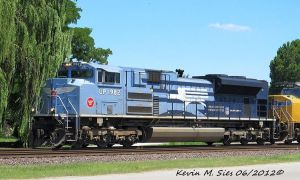 MoPac Heritage Unit 1982 leads UP ILXMND 18 by EternalFlame1891