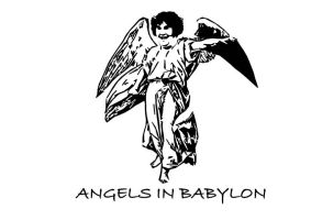 Susan Boyle- Angels in Babylon by Otimag