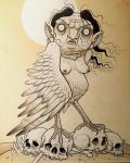 The Harpy's Conviction by lordego1