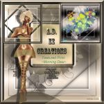 AD EE Creations Front Cover by EmpressEliana