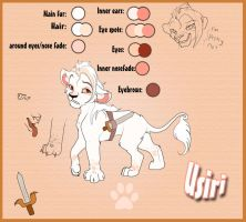 Usiri-Reference 2010 by Kitchiki