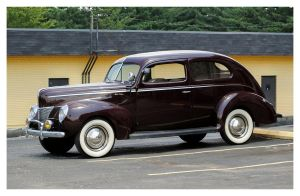 1940 Ford Deluxe by TheMan268