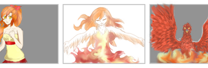 From flames (contest entry) by Eiyre